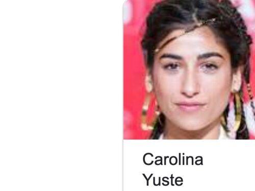 Carolina Yuste chi è: Estrella, Hasta el Cielo, Angel Miguel Herran, marito, fidanzato, figli, età, Instagram, Facebook, peso, altezza, foto, video, Twitter, Netflix, La Casa di Carta