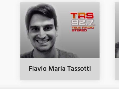 Flavio Maria Tassotti chi è: Tele Radio Stereo, moglie, fidanzata, figli, età, Instagram, Facebook, peso, altezza, foto, video, As Roma, Galopeira, calciomercato Roma