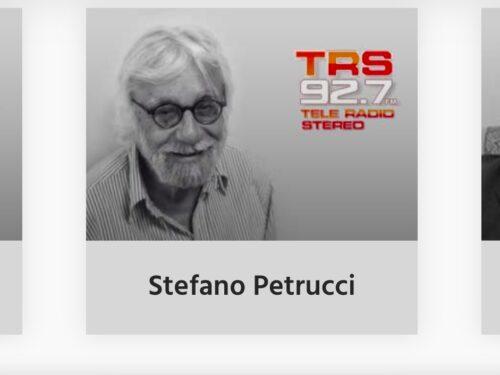 Stefano Petrucci: chi è: Tele Radio Stereo, moglie, fidanzata, figli, età, Instagram, Facebook, peso, altezza, foto, video, As Roma, Galopeira, Il Corriere della Sera, La Repubblica